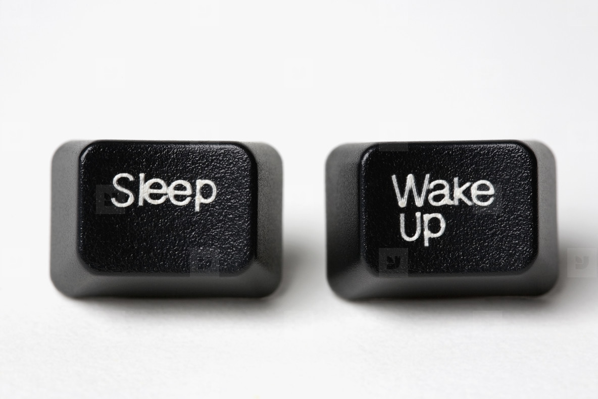 Sleep or Wake Up  03