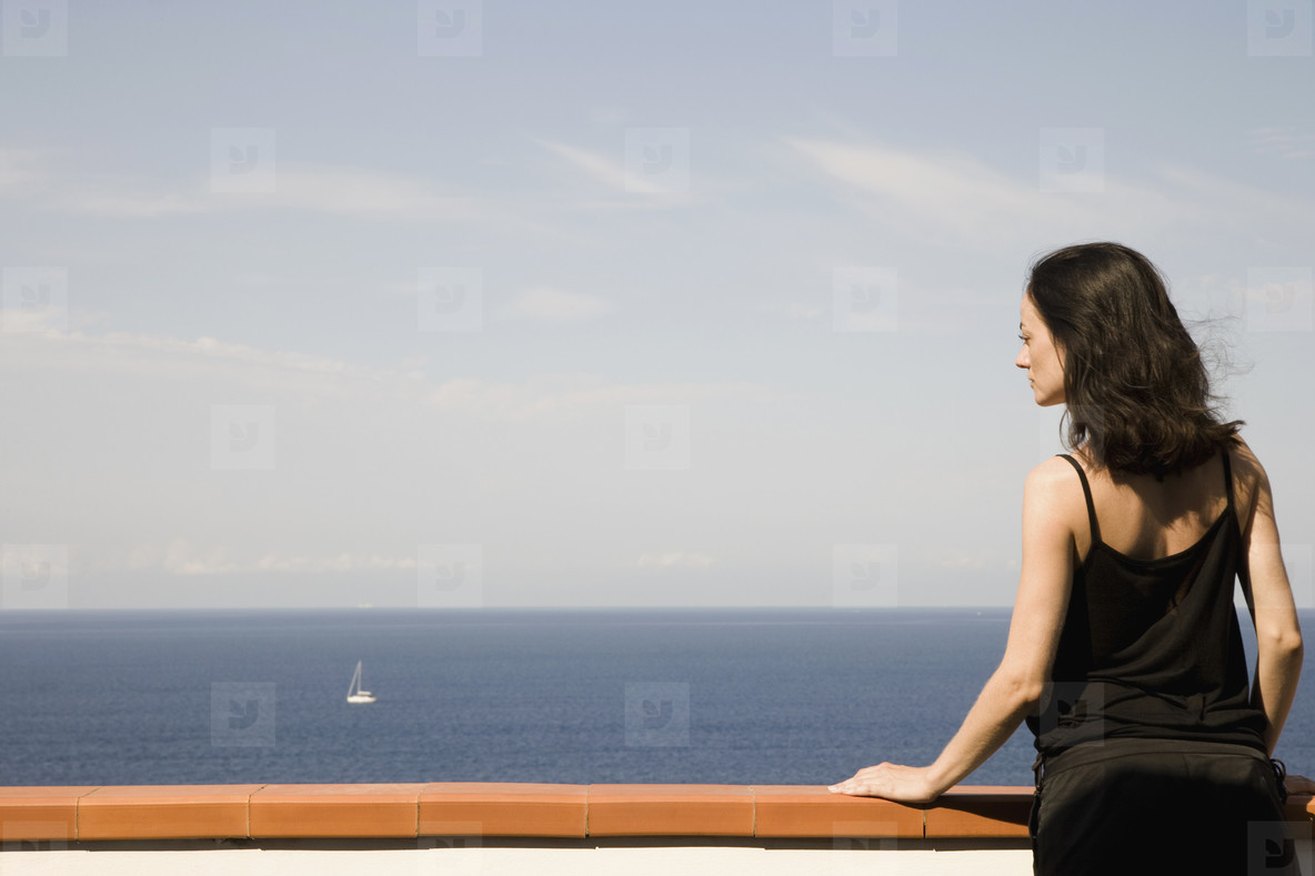 She Looked Out Over the Ocean  10
