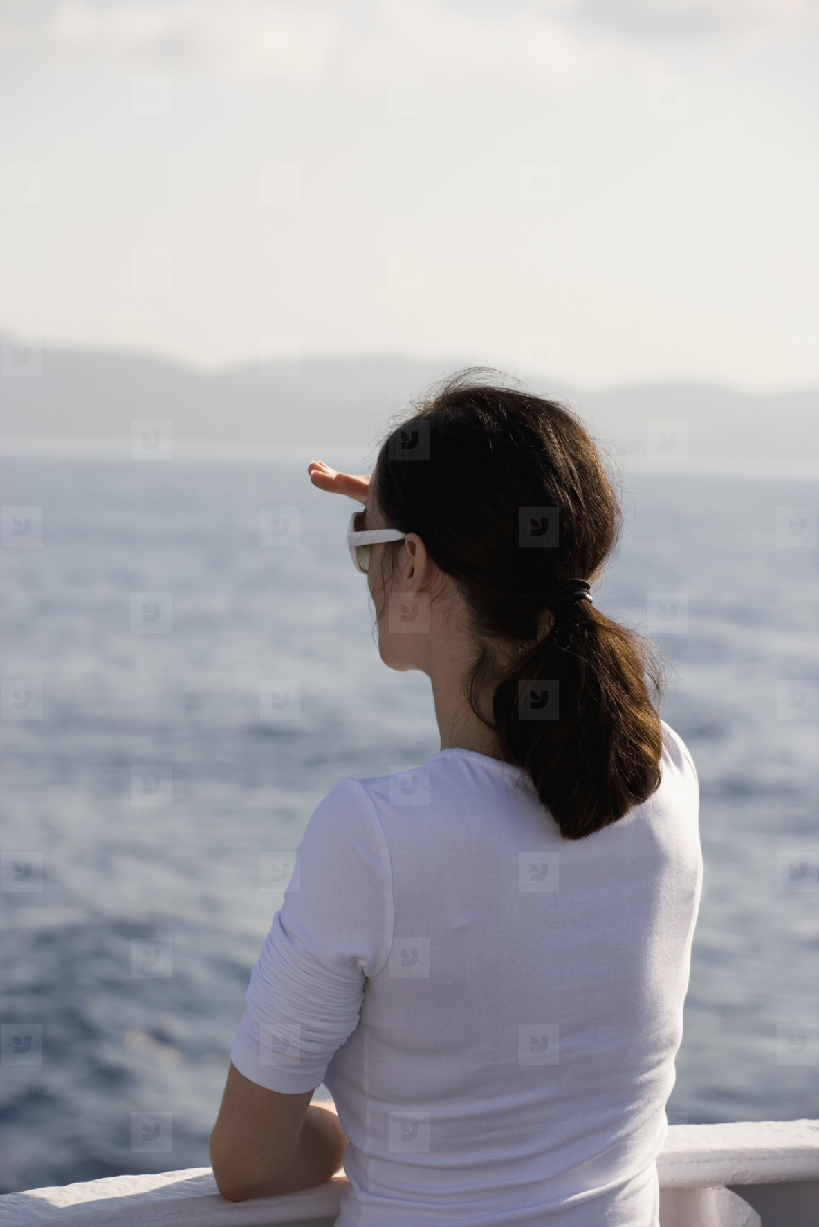 She Looked Out Over the Ocean  17