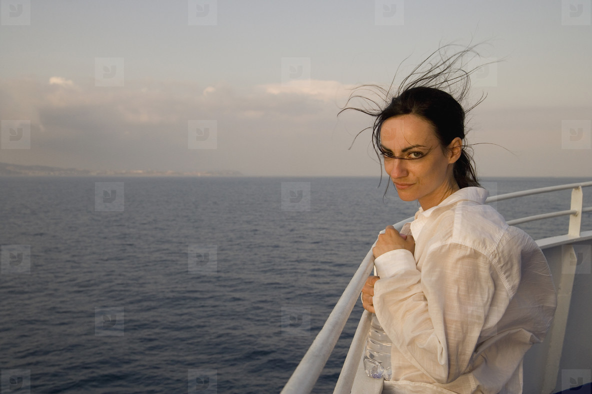 She Looked Out Over the Ocean  30