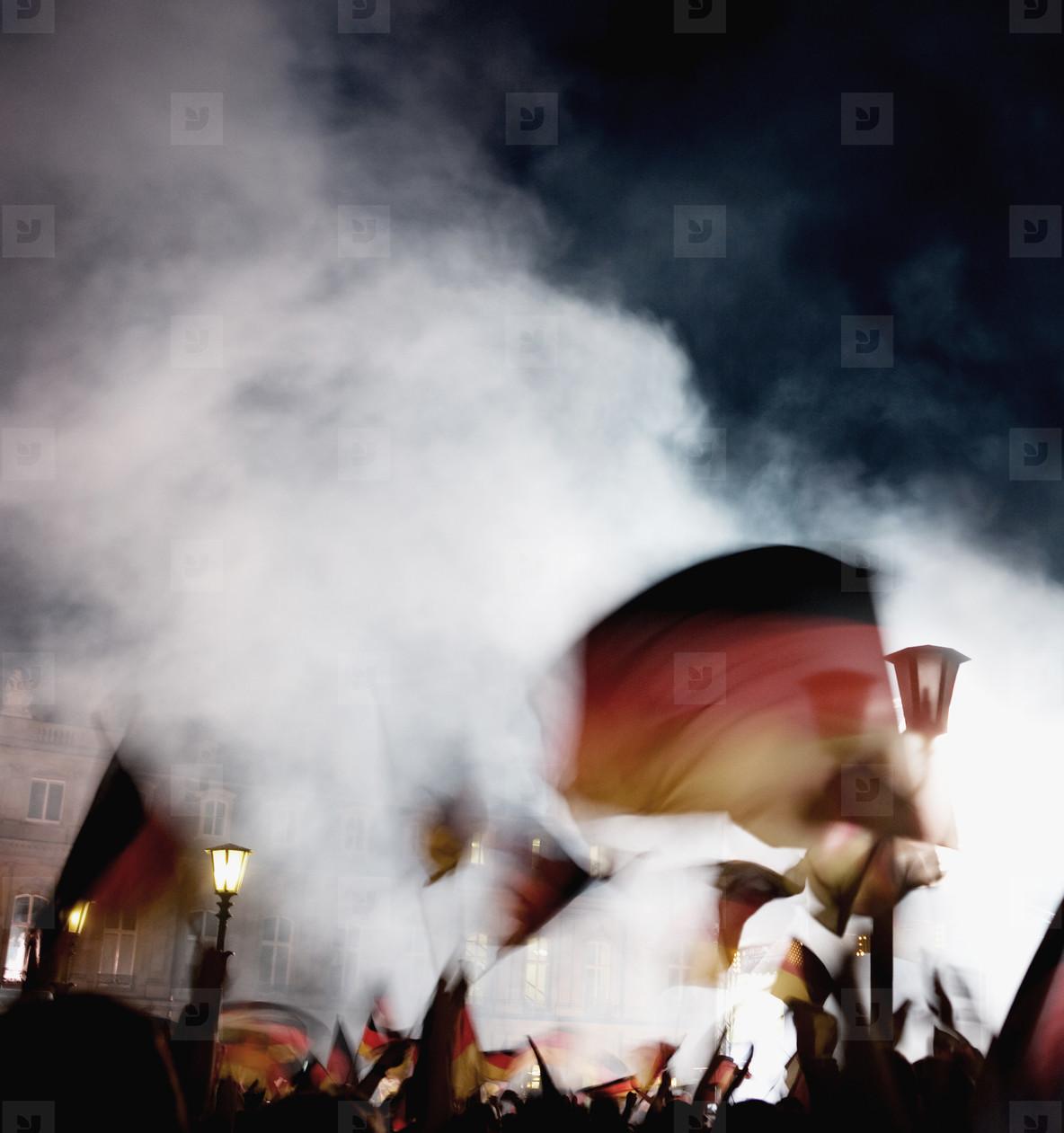 German Flag Celebration  01