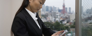 Japanese Business Scenes  03