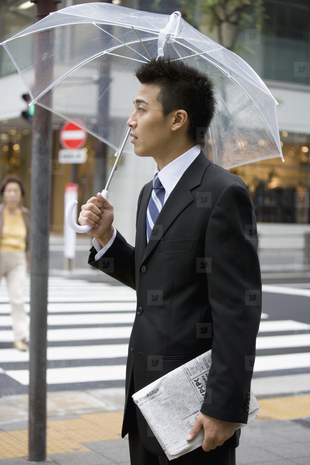 Japanese Business Scenes  05