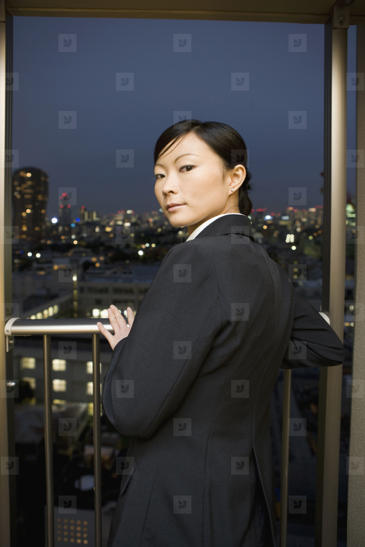 Japanese Business Scenes  13