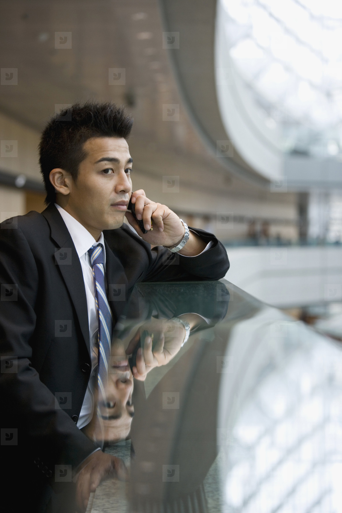 Japanese Business Scenes  38