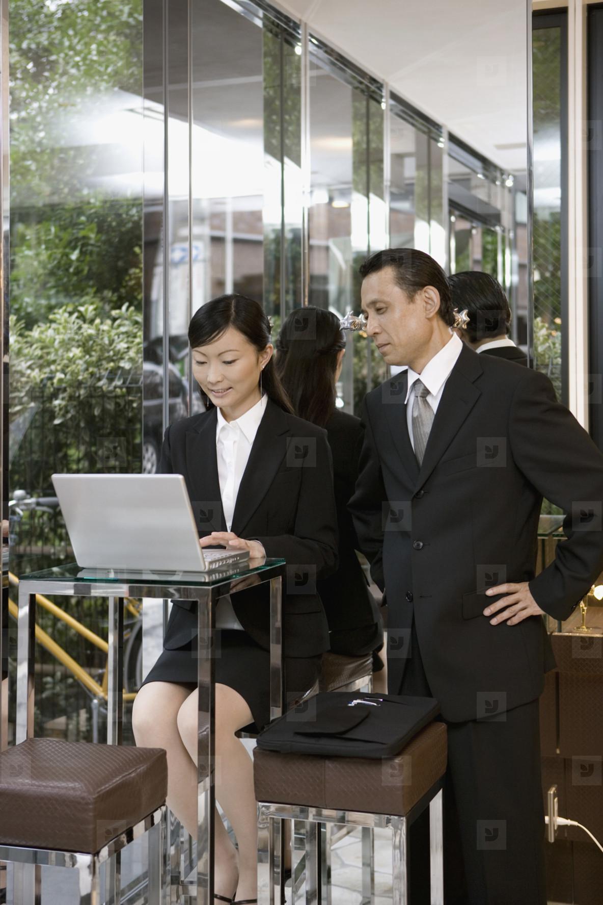 Japanese Business Scenes  62