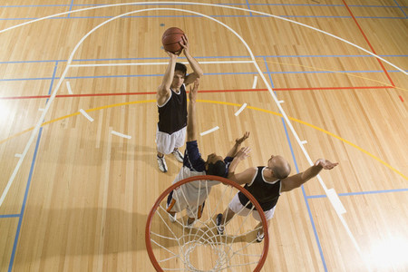 Basketball Bonanza 15
