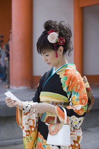 Japanese Kimonos 14