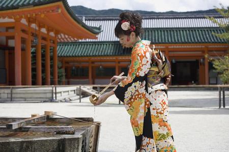 Japanese Kimonos 23