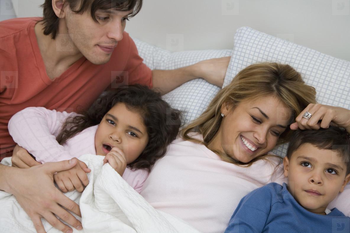 Latin American Family  12