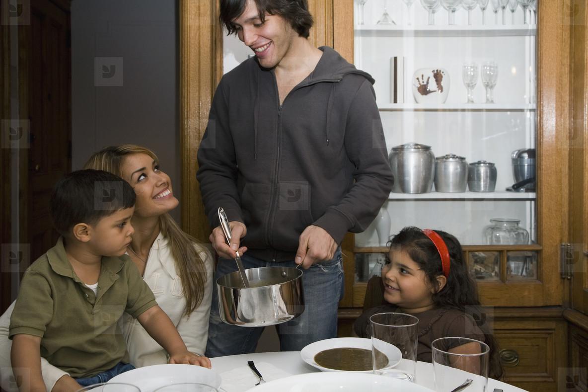 Latin American Family  13