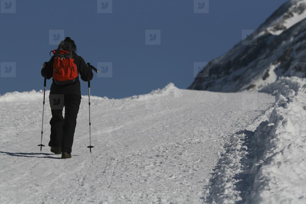 Mountain Hiking  05