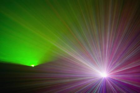 Laser Light Show 01