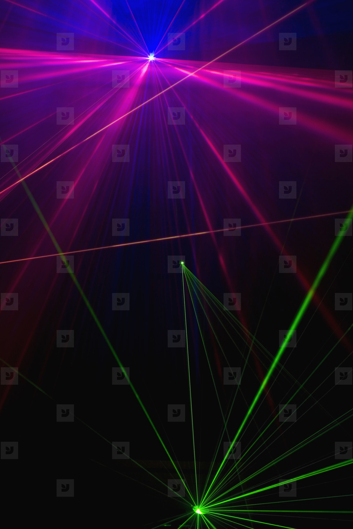 Laser Light Show  09