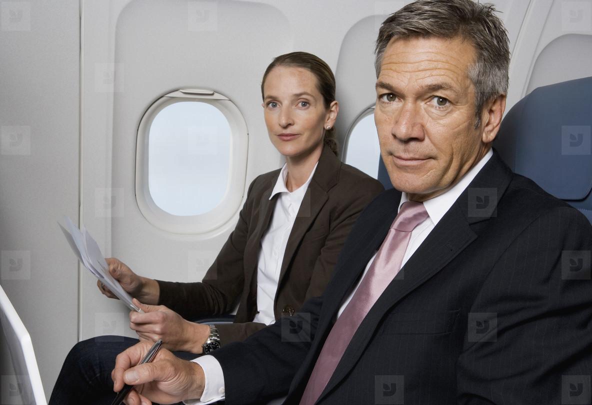 Airplane Travel  29