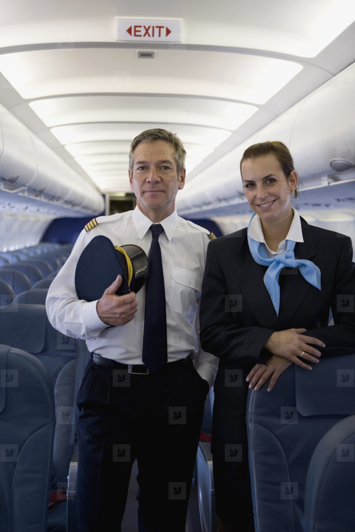 Airplane Travel  57