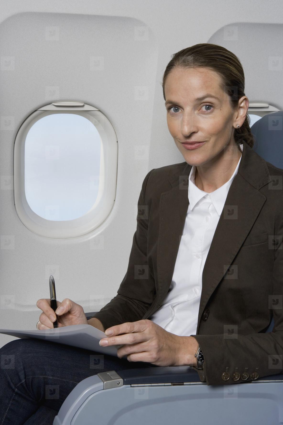Airplane Travel  69