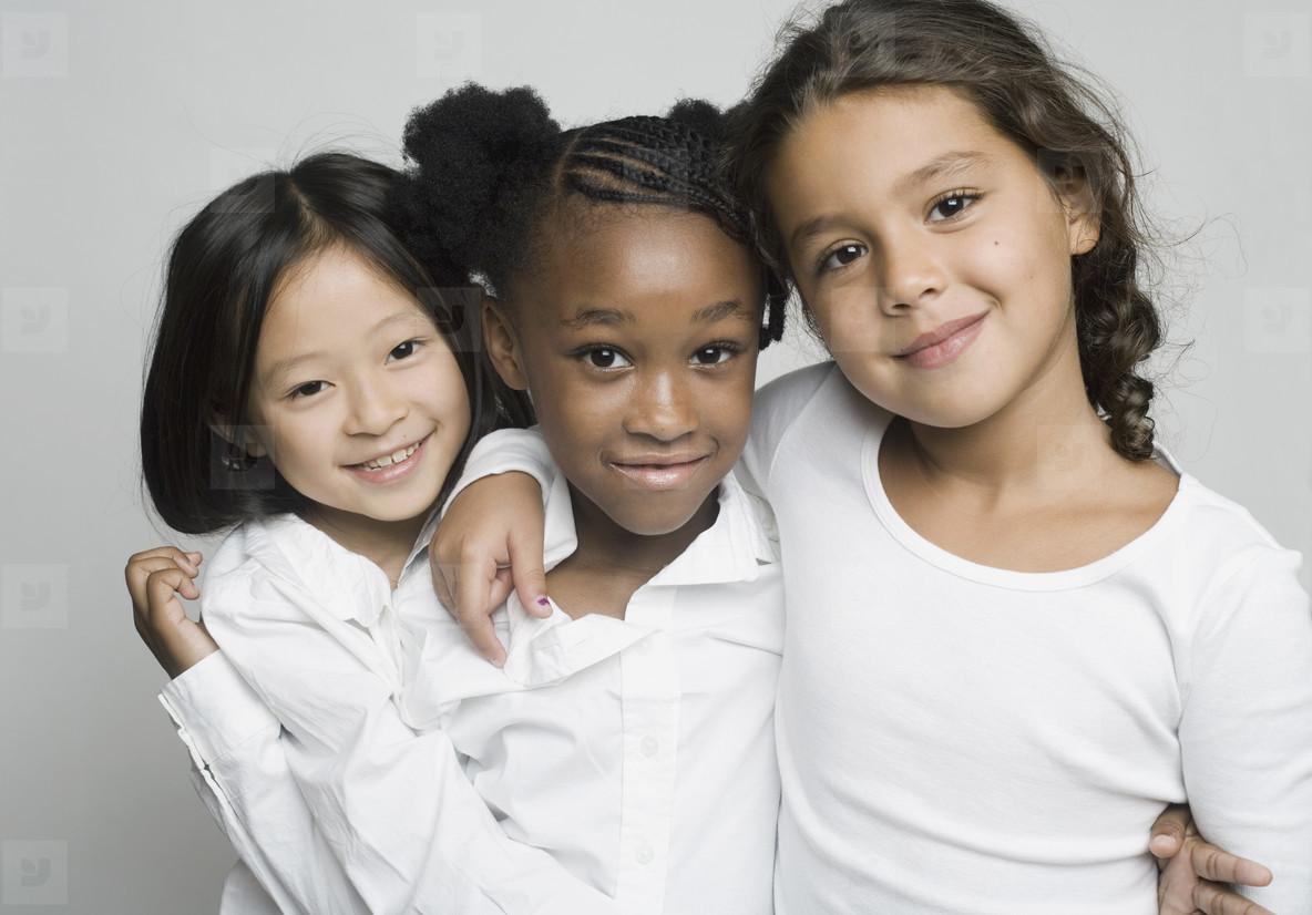Ethnic Schoolgirls  01