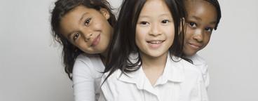 Ethnic Schoolgirls  05