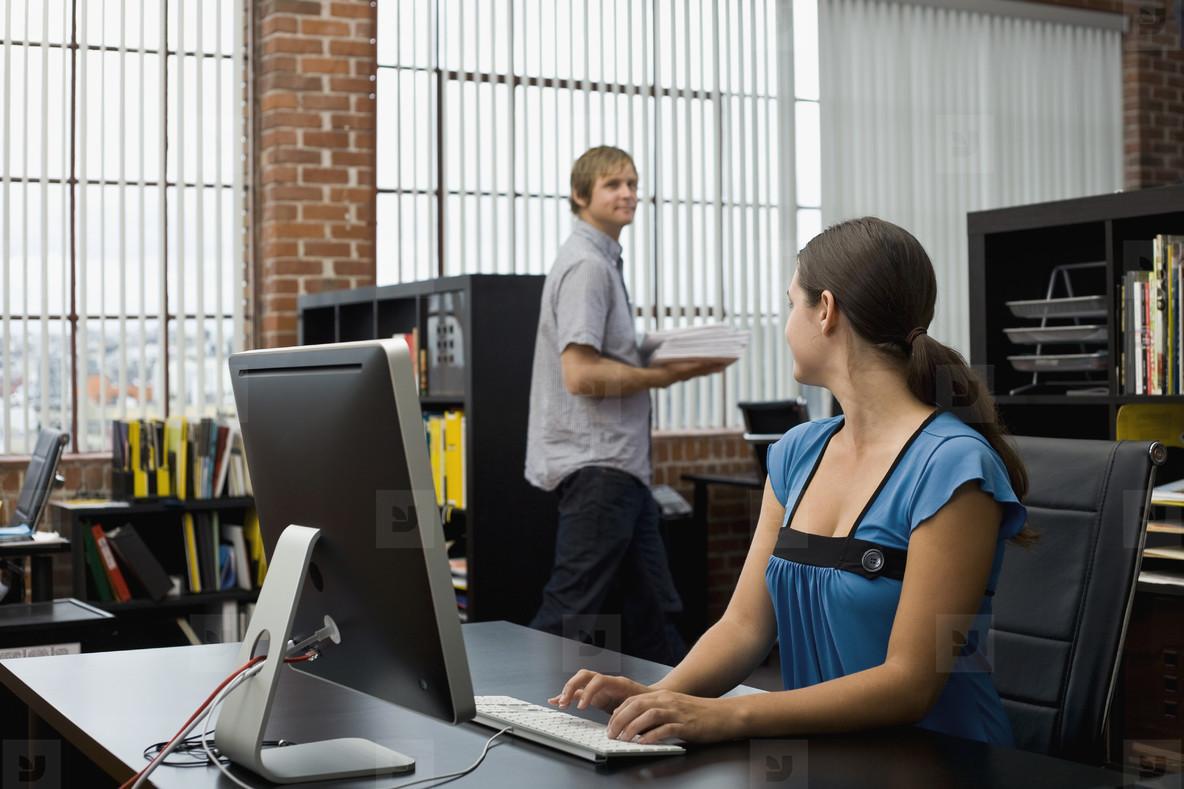 Office Romance  06