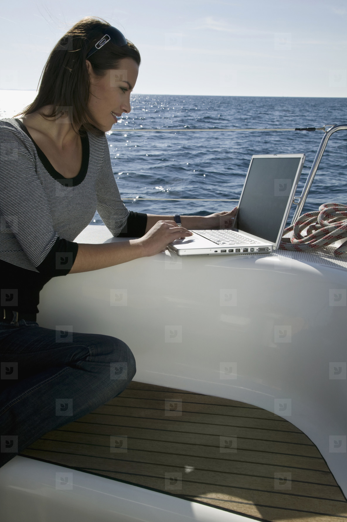 Sailing the Seas  25