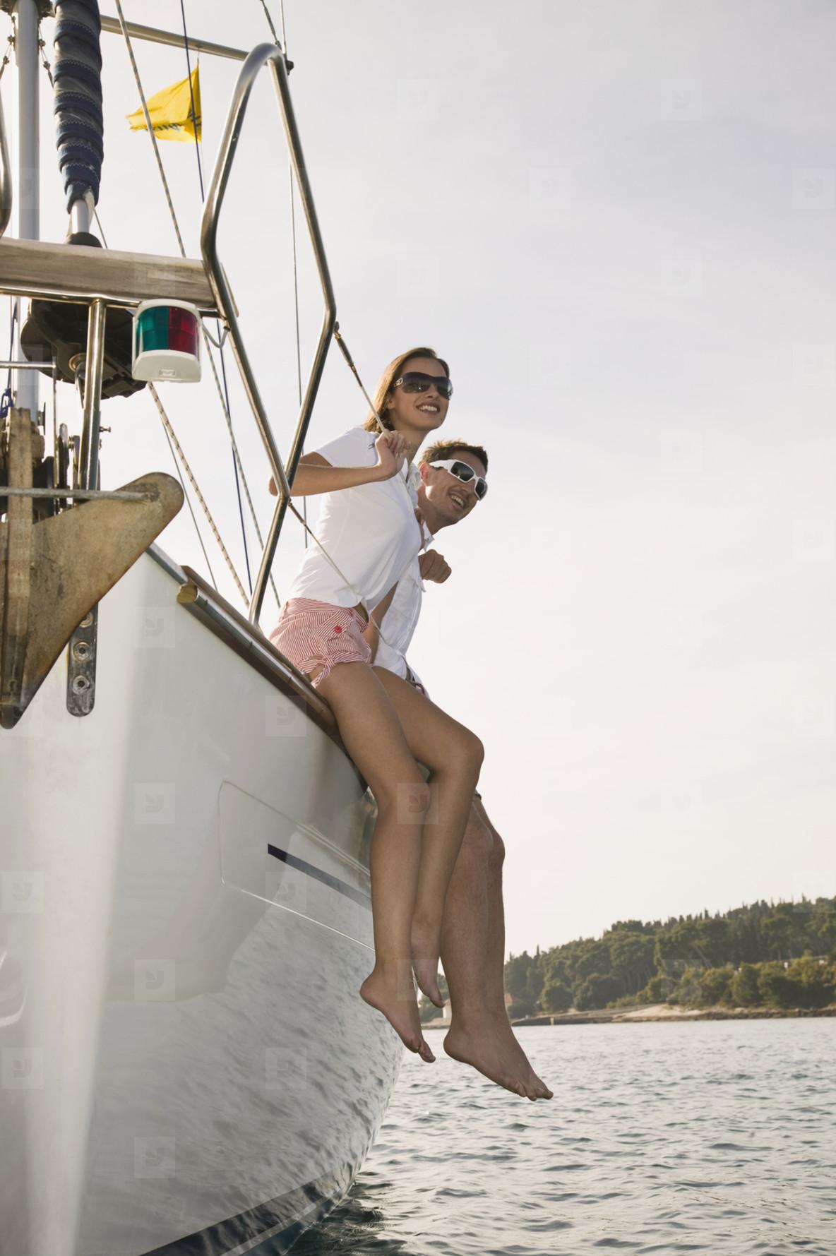 Sailing the Seas  39