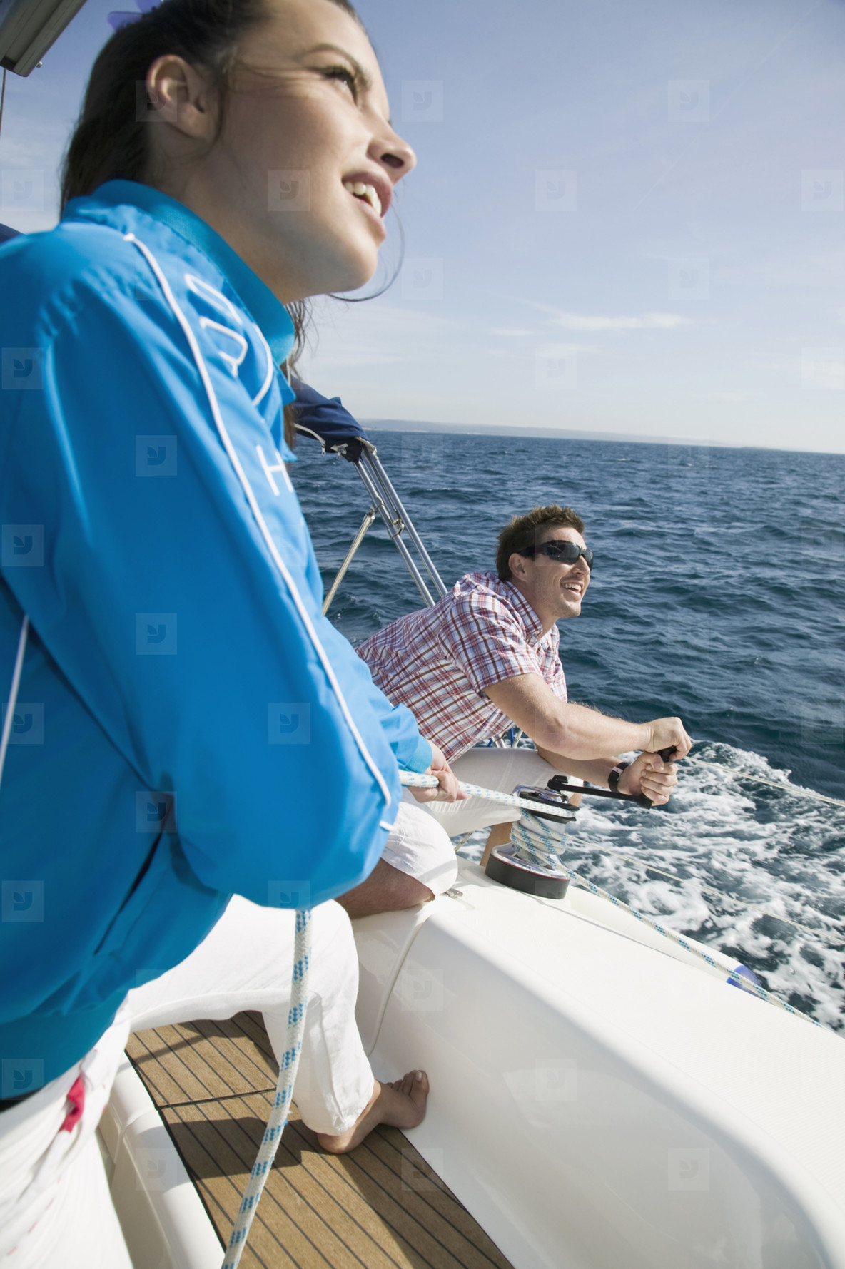 Sailing the Seas  44