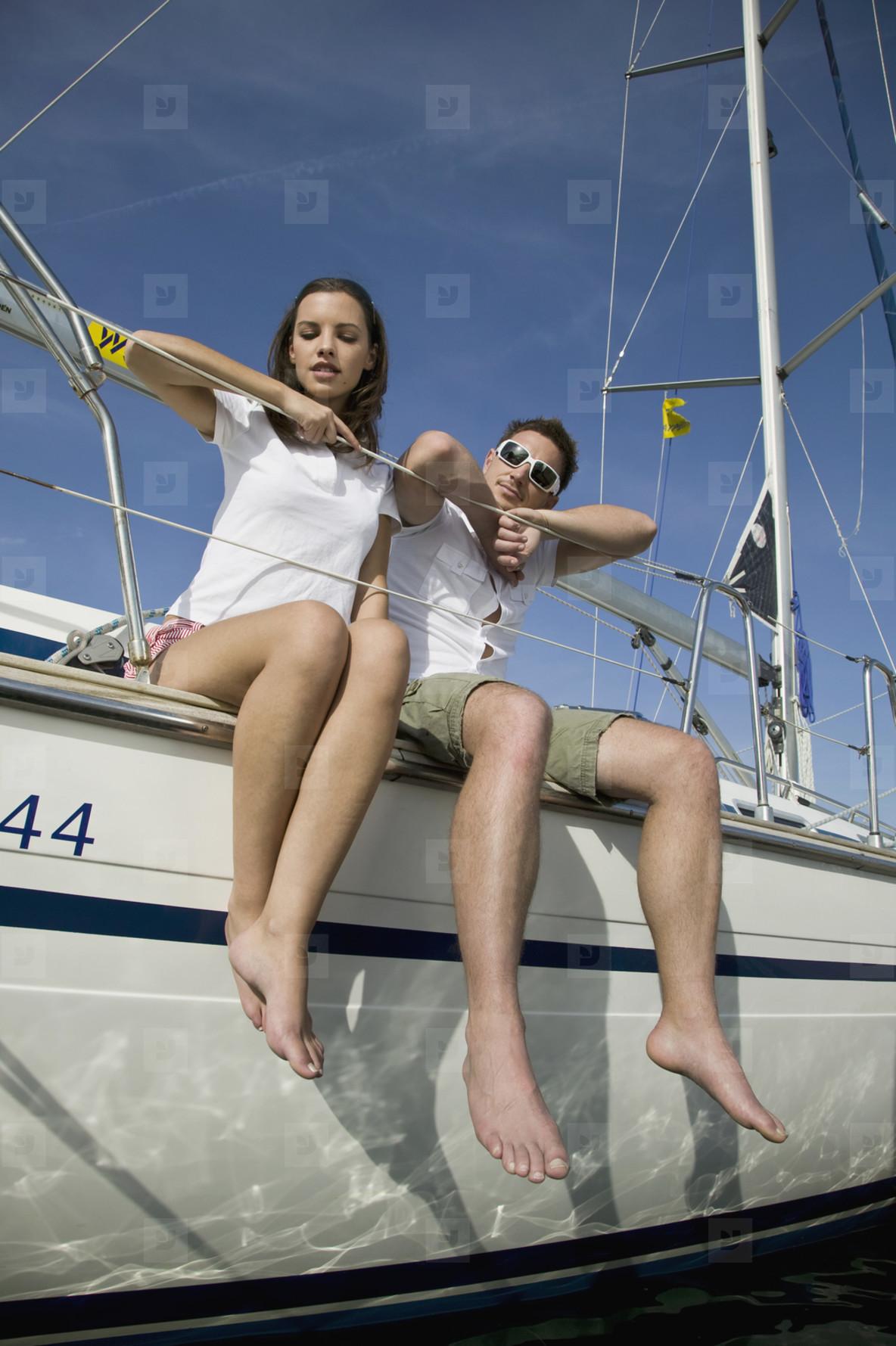 Sailing the Seas  61