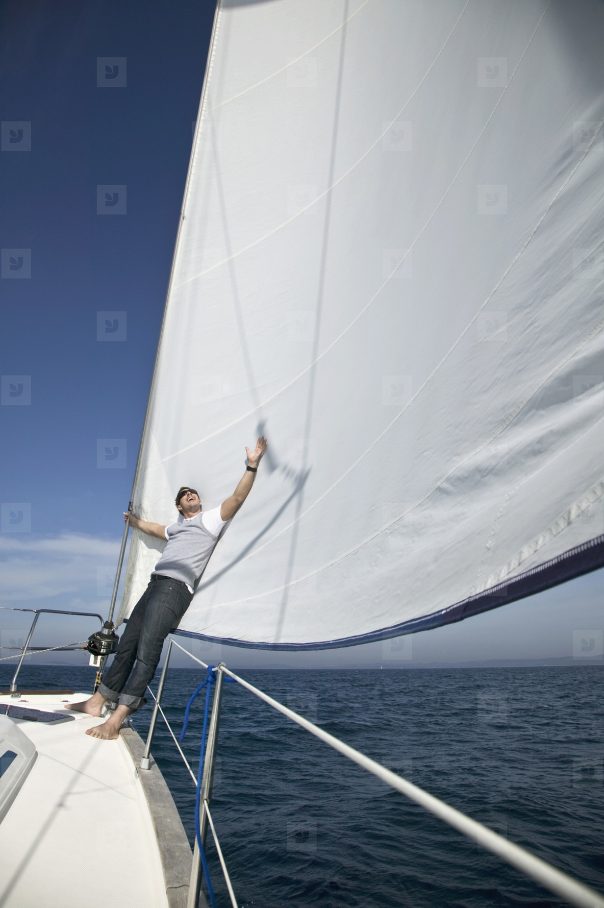 Sailing the Seas  63