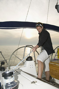 Sailing the Seas 74