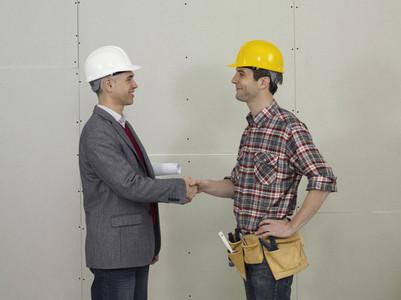 Building A Home 34