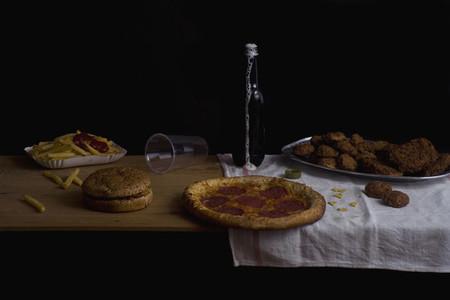 Fast Food Still Life  01