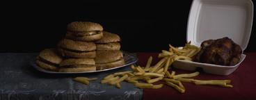 Fast Food Still Life  03