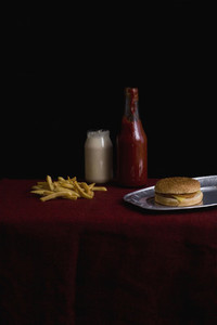 Fast Food Still Life 06