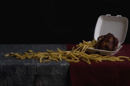 Fast Food Still Life 09