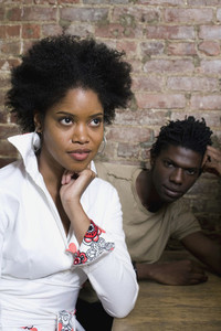 Urban Black Couple 04