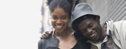 Urban Black Couple  09
