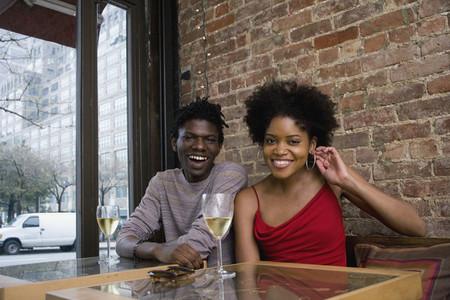 Urban Black Couple 18