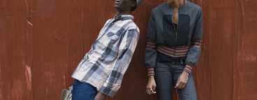 Urban Black Couple  19