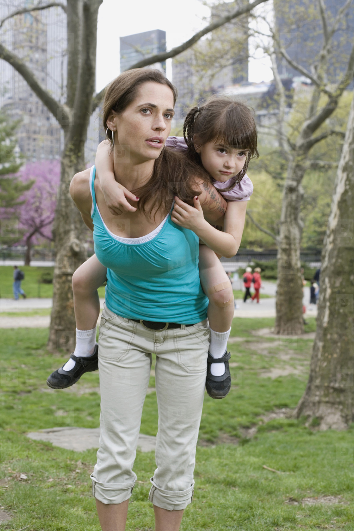 Single Mom  04