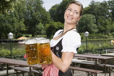 The Beer Garden 02