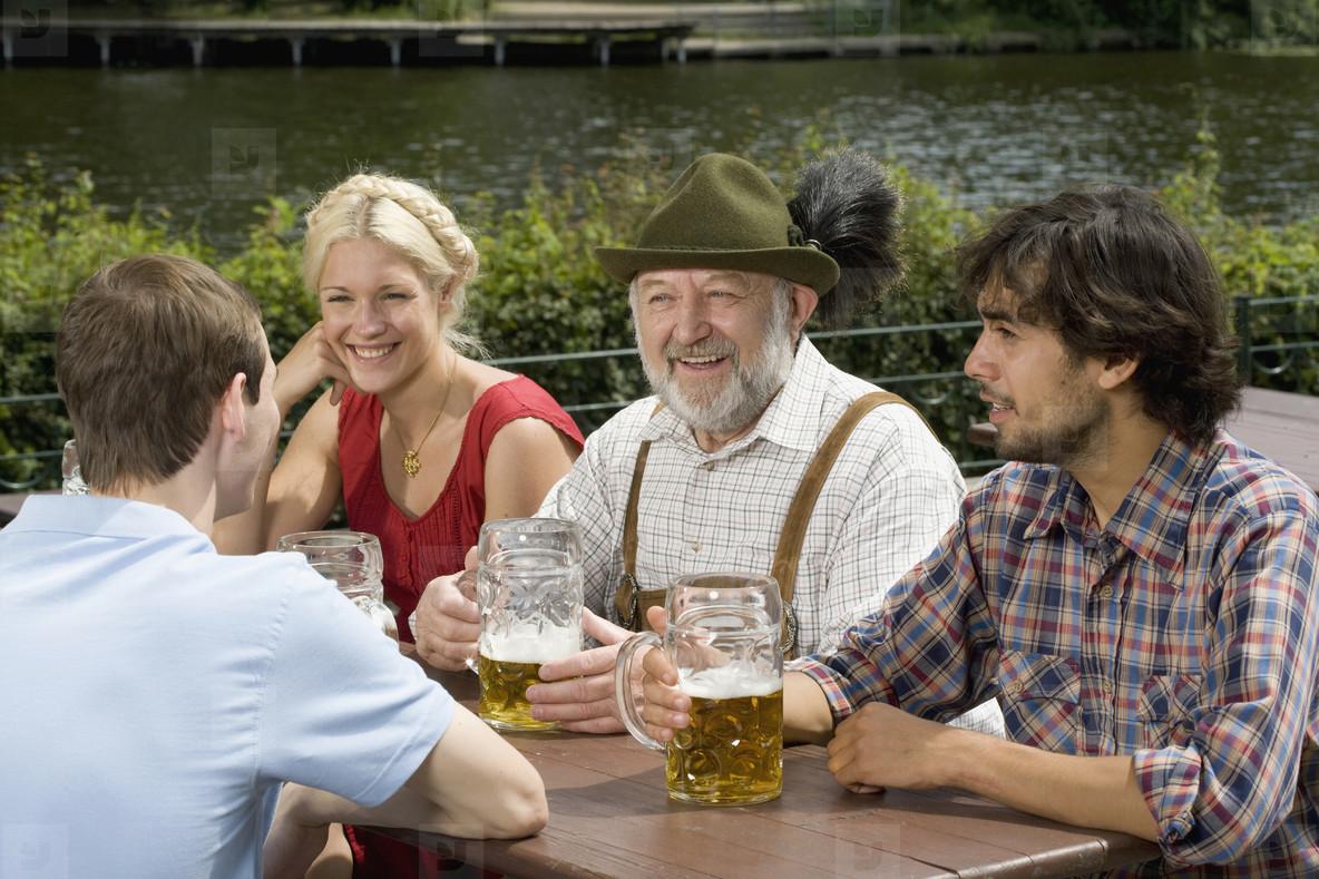 The Beer Garden  08