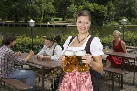 The Beer Garden 10