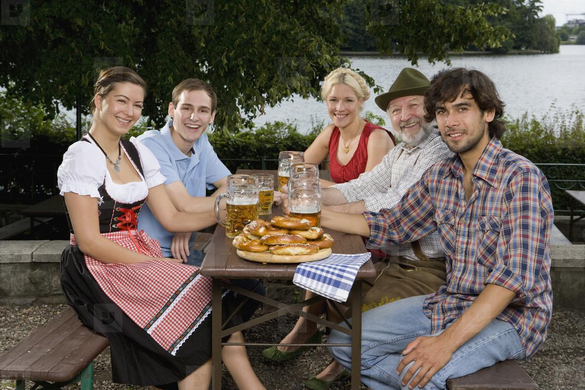 The Beer Garden  20
