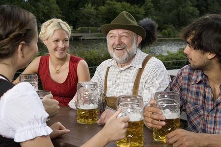 The Beer Garden 21