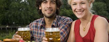 The Beer Garden  26