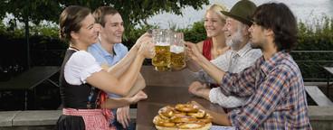 The Beer Garden  28