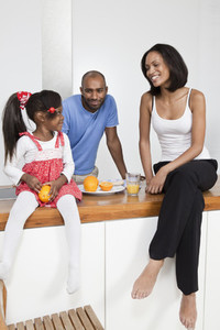 African American Family 03