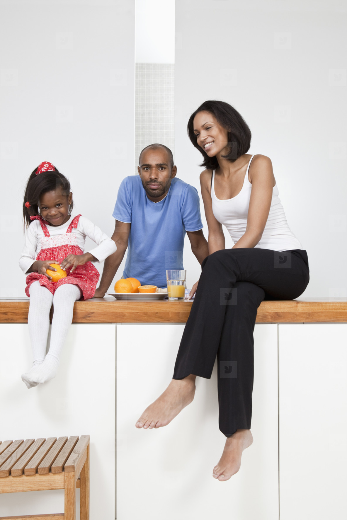 African American Family  46