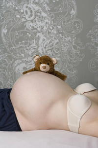 Pregnant Belly Portraits 20